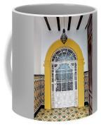 Carmona Door 3 Coffee Mug