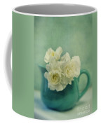 Carnations In A Jar Coffee Mug