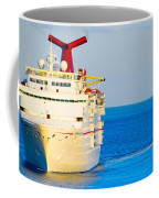 Carnival Cruise Ship Coffee Mug
