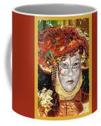 Carnivale Mask #12 Coffee Mug