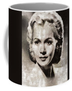 Carole Landis, Vintage Actress Coffee Mug