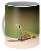 Carolina Anole Coffee Mug