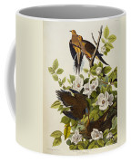 Carolina Turtledove Coffee Mug by John James Audubon