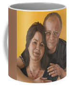 Caroline And Rob Coffee Mug