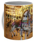Carosel Horse Coffee Mug