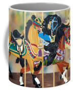 Carousel Beauties Coffee Mug