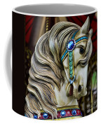 Carousel Horse  Coffee Mug by Paul Ward