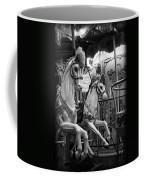 Carousel Horses No. 1 Coffee Mug
