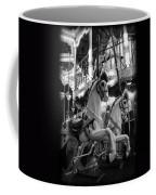 Carousel Horses No.2 Coffee Mug