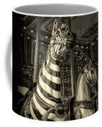 Carousel Zebra Coffee Mug
