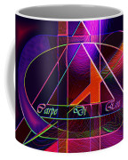 Carpe Diem Orangecross Coffee Mug