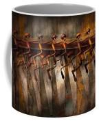 Carpenter  - Saws And Braces  Coffee Mug