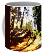 Carpet Of Autumn Leaves Coffee Mug by Patrick J Murphy