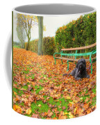 Carpet Of Leaves Coffee Mug