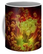 Carpet Rose Center Coffee Mug