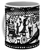Carriage & Peacocks Coffee Mug