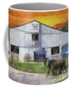 Carriage Tour Mackinac Island Upper Peninsula Michigan Pa 01 Coffee Mug