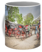 Carriages Coffee Mug