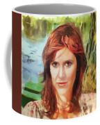Carrie Fisher Coffee Mug