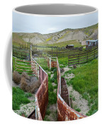 Carrizo Plain National Monument Ranch Coffee Mug
