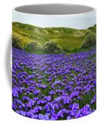 Carrizo Plain National Monument Wildflowers Coffee Mug