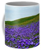 Carrizo Plain Phacelia Coffee Mug