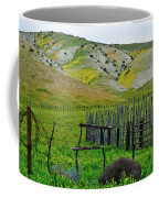 Carrizo Plain Ranch Wildflowers Coffee Mug