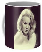 Carrol Baker, Vintage Actress Coffee Mug