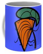 Carrot And Stick Coffee Mug