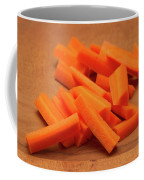 Carrot Sticks Coffee Mug