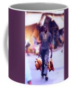 Carrying Chickens To Dakar Coffee Mug