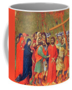 Carrying Of The Cross 1311 Coffee Mug
