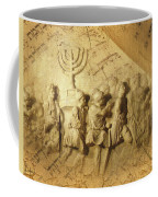 Carrying The History Coffee Mug
