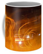 Cars On Fire Coffee Mug