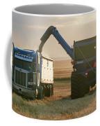 Cart Into Truck Coffee Mug