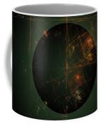 Cartesian Doodle Coffee Mug