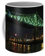 Cartier Bridge Night Coffee Mug