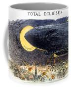 Cartoon: Airship Raid 1914 Coffee Mug