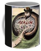 Cartoon: Cold War Berlin Coffee Mug