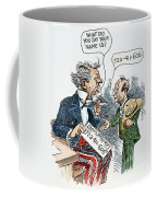 Cartoon: New Deal, 1935 Coffee Mug