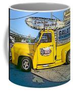 Cartoon Truck Coffee Mug