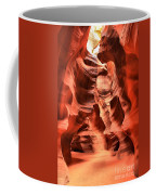 Carved Canyon Wals Coffee Mug