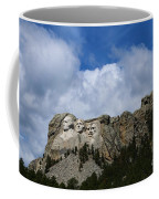 Carved In Stone For Eternity Coffee Mug