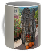 Carving And Pumpkins Coffee Mug