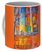 Barcelona Casa Batilo Coffee Mug