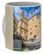 Casa De Las Conchas In Salamanca Coffee Mug