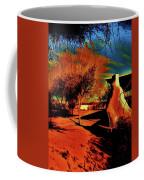 Casa Grande Abstract I Coffee Mug