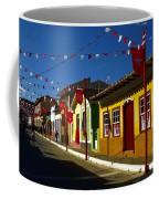 Colonial Colofrul Houses At Sao Luiz Do Paraitinga - Brazil Coffee Mug