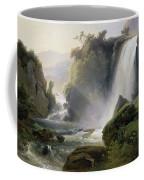 Cascade Dit Autrefois La Cascade De Tivoli Coffee Mug