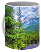 Cascade Mountain Coffee Mug